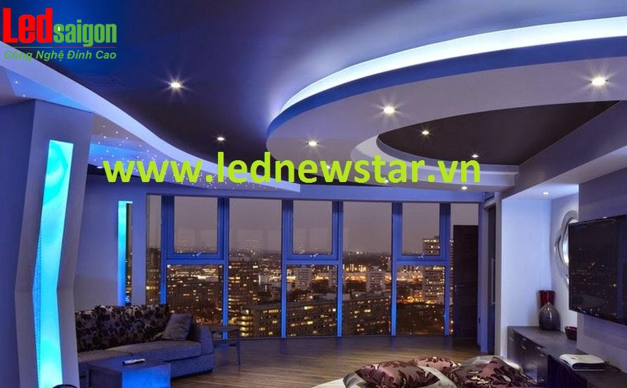 Đèn led newstar