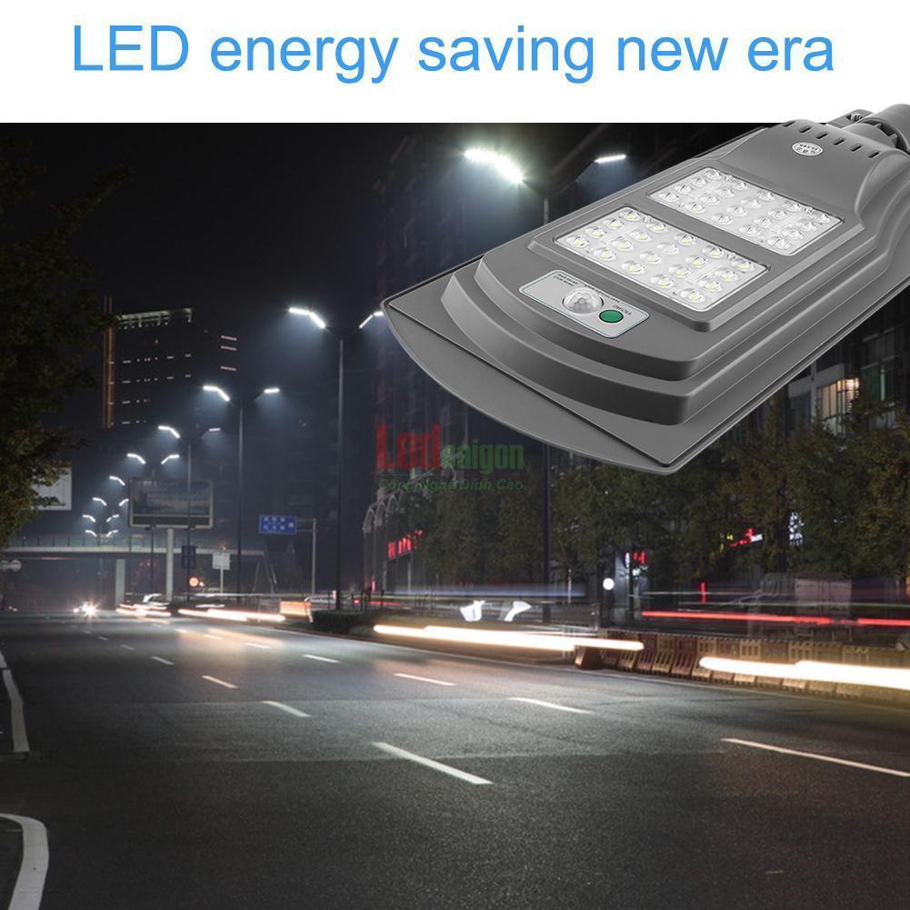 phân phối đèn đường năng lượng mặt trời tại TPHCM