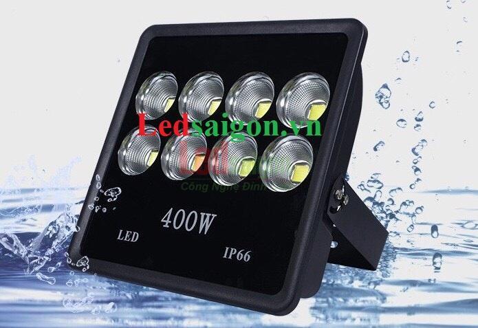 Đèn pha led 400w IP65