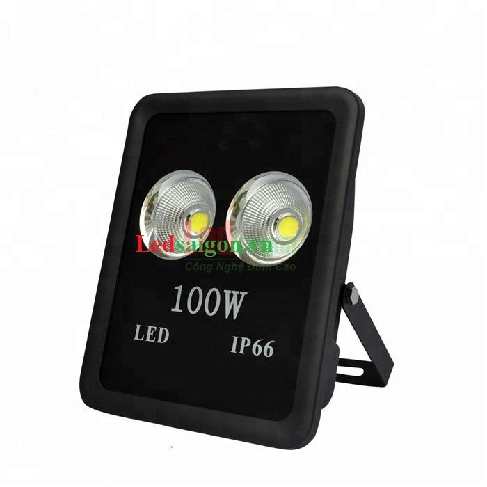 Đèn pha led 100w IP66 giá rẻ