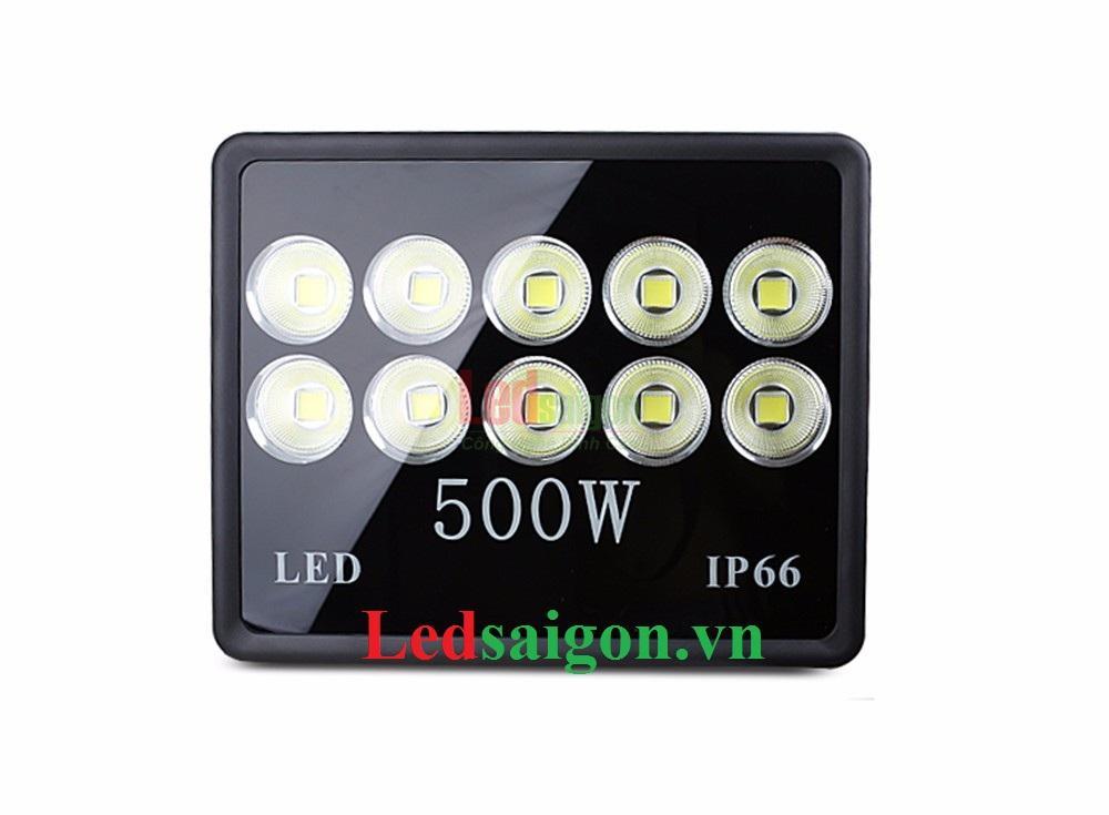 Đèn led 500w tụ quang