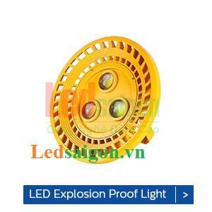 Đèn pha led chống nổ 150W