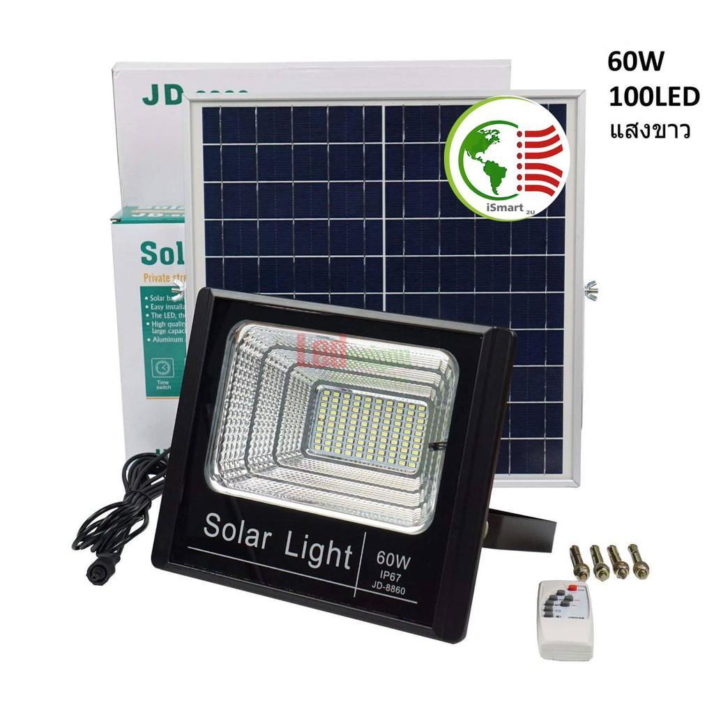 Bộ đèn pha led năng lượng mặt trời loại tốt