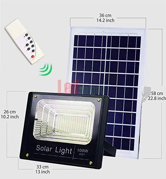 Địa chỉ bán đèn led năng lượng mặt trời
