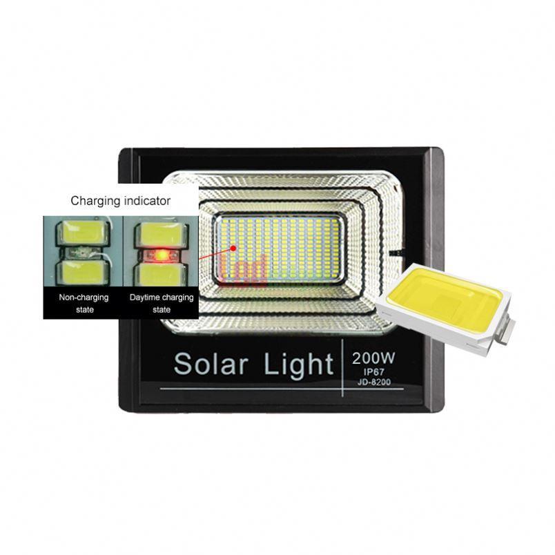 đèn pha năng lượng mặt trời loại tốt