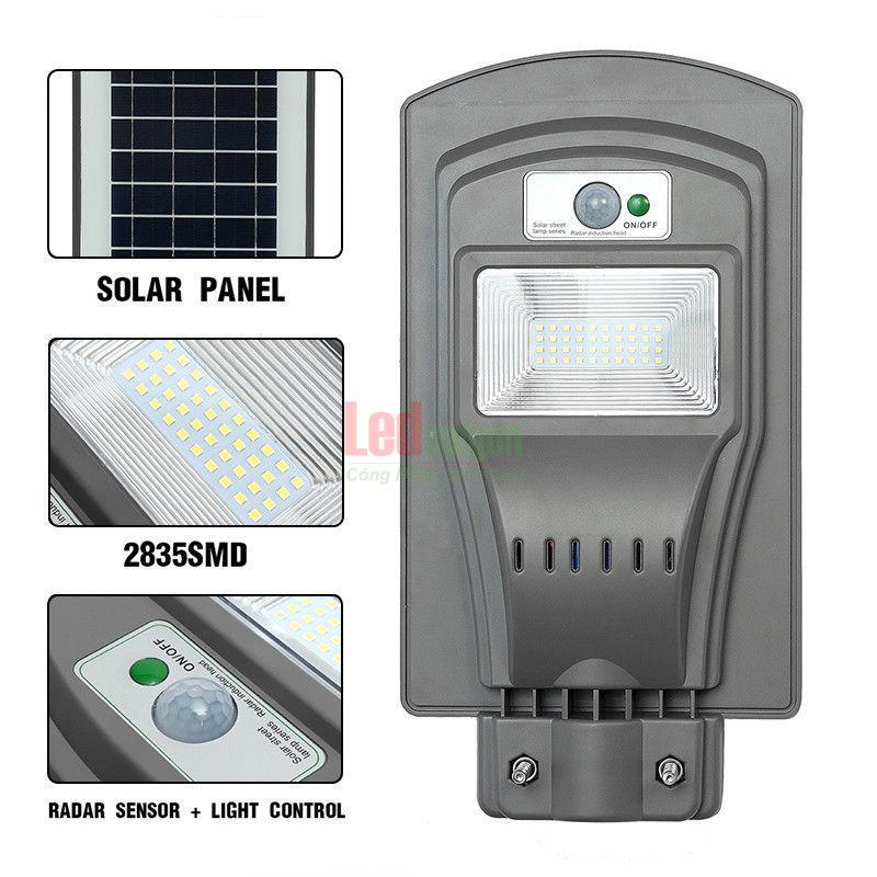 nhà phân phối đèn năng lượng mặt trời tại TPHCM