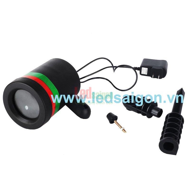 đèn trang trí laser shower