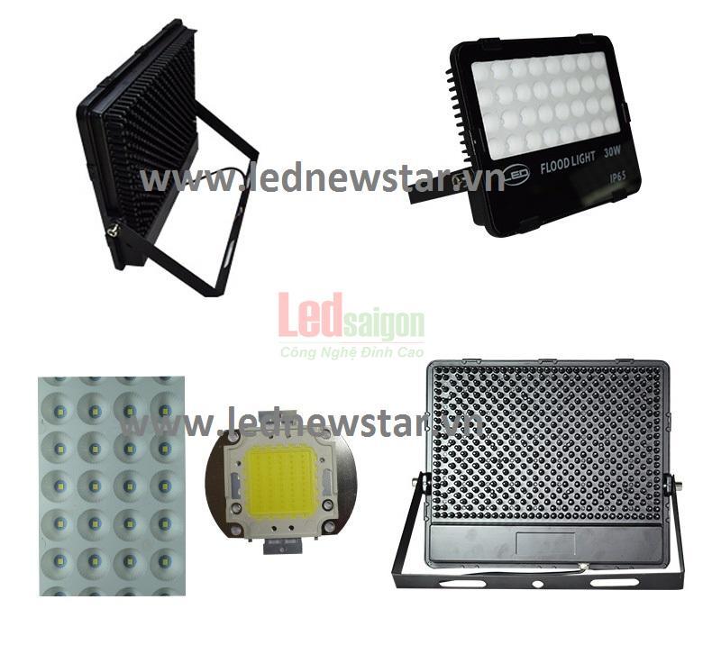 đèn pha led newstar 30w cao cấp