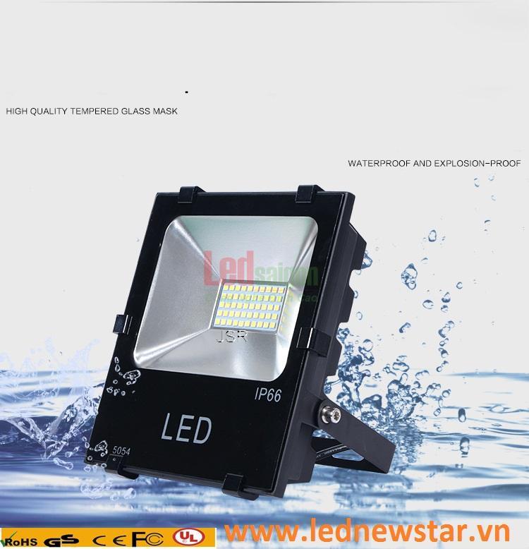 Đèn pha led 200w smd 5054
