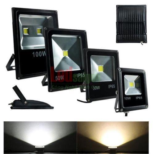 đèn pha led 100w đủ công suất