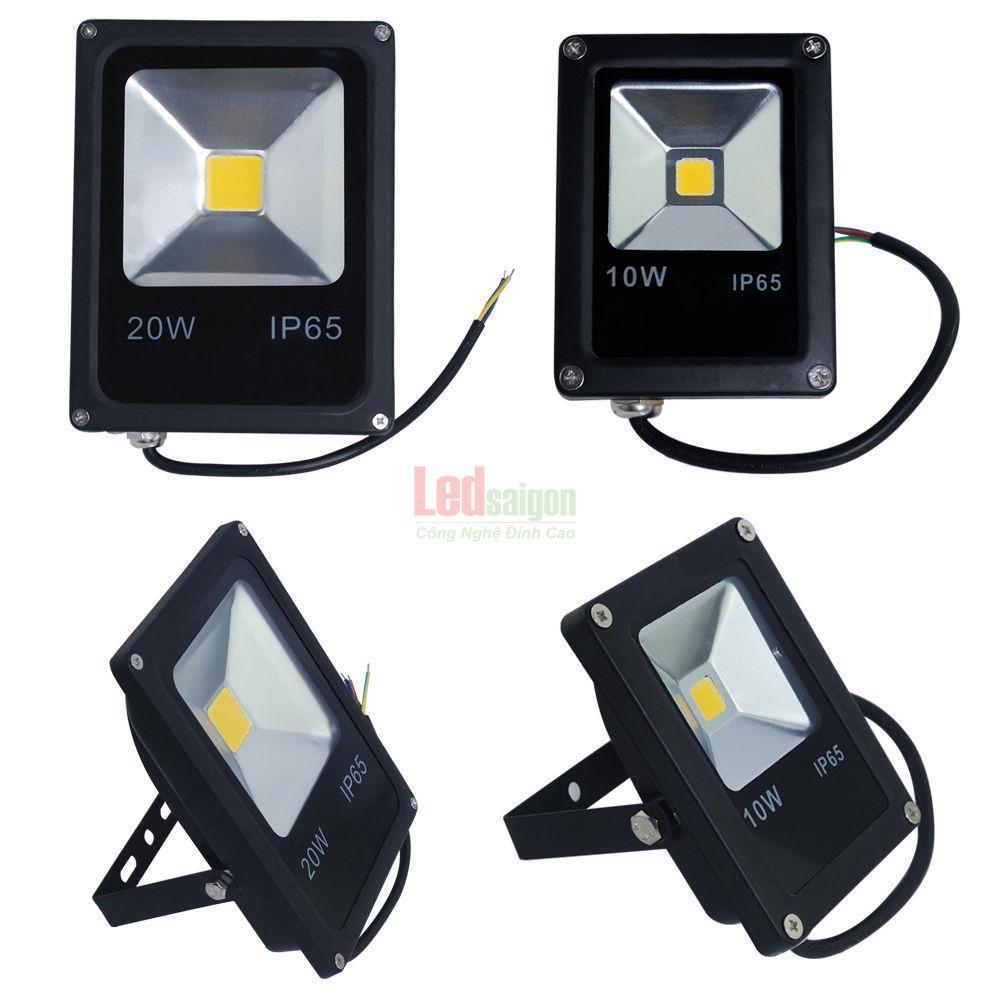 đèn pha led 20w ip65