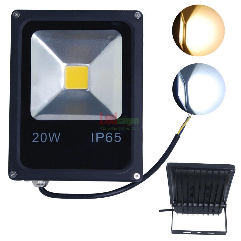 đèn led pha 20w ip65