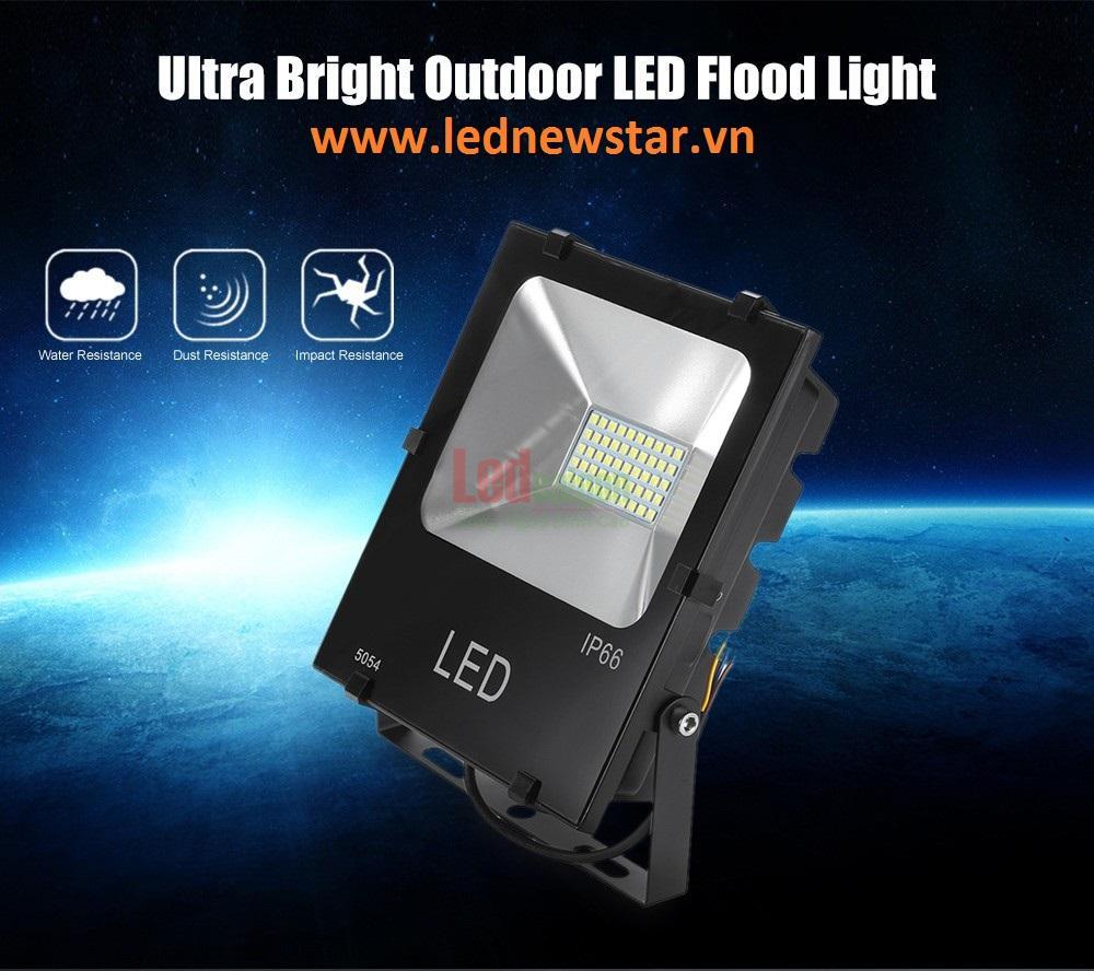led flood light 30w 5054