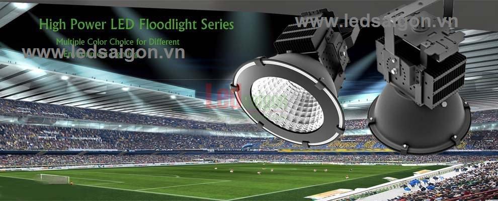 đèn pha sân bóng đá 500w