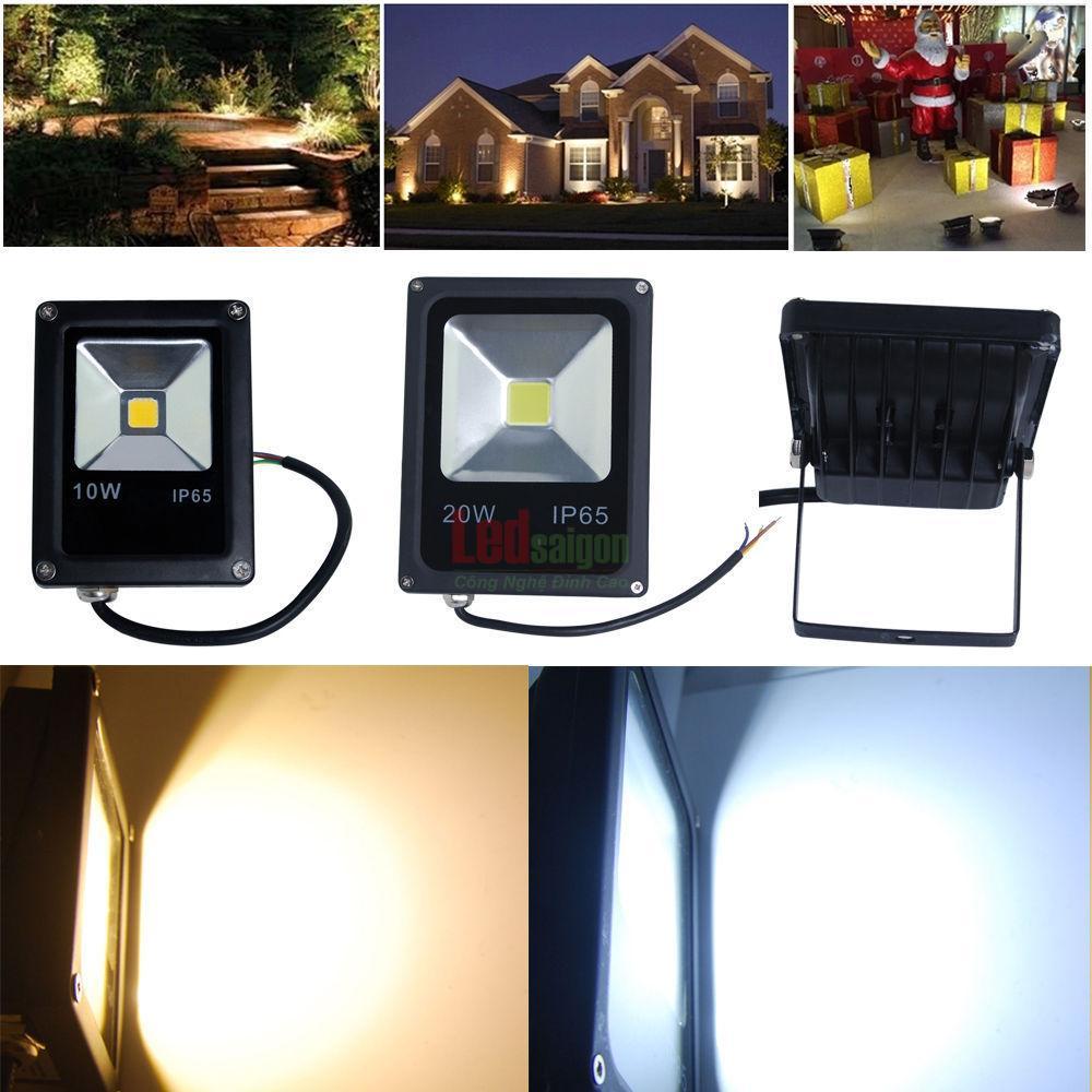 đèn pha led chiếu sáng biển quảng cáo