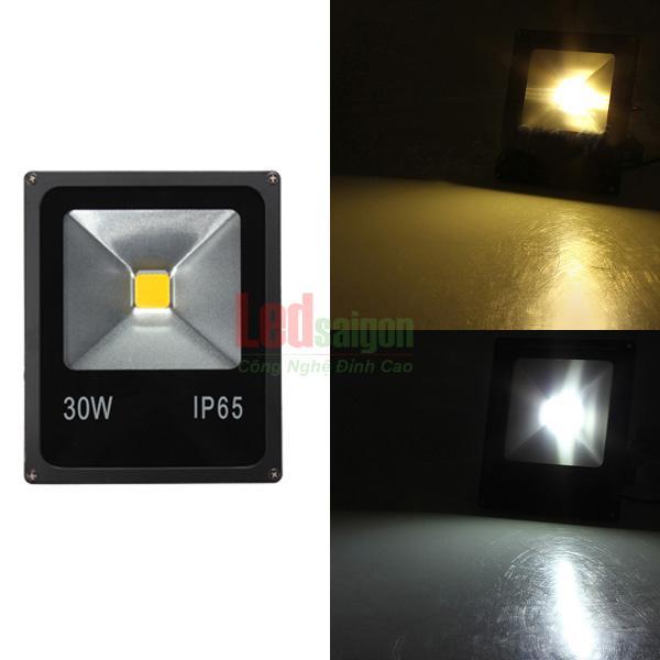 giá đèn pha led 30w