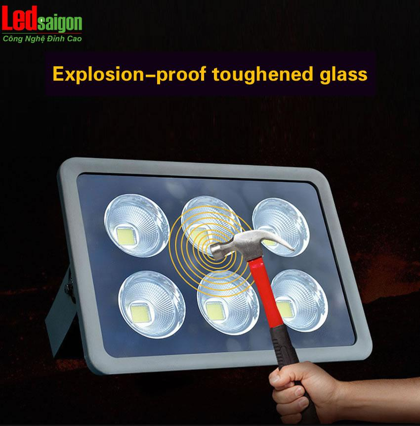 đèn pha led 600w cho tàu cá