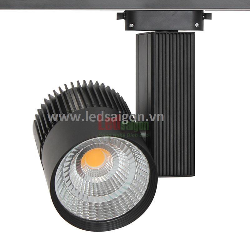 đèn led thanh ray cob 20w