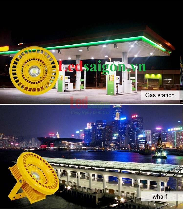 Đèn pha chống cháy nổ Taiwan
