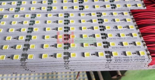 Led thanh nhôm 5054 siêu sáng