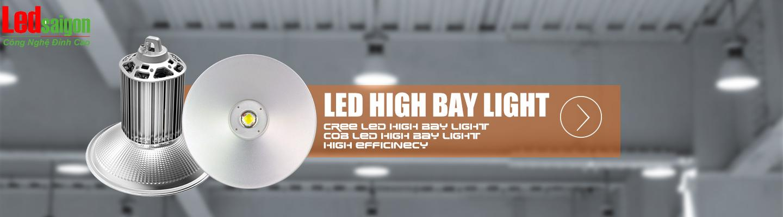 đèn led nhà xưởng cao cấp