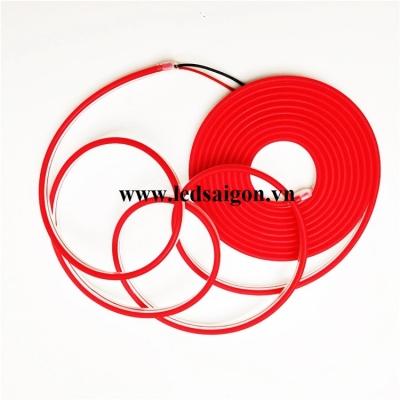 Led Dây Neon Flex 12V Đỏ