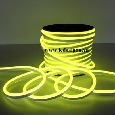 Đèn Led Dây Flex Neon 100M Vàng