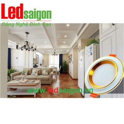 Downlight 7W Golden Home