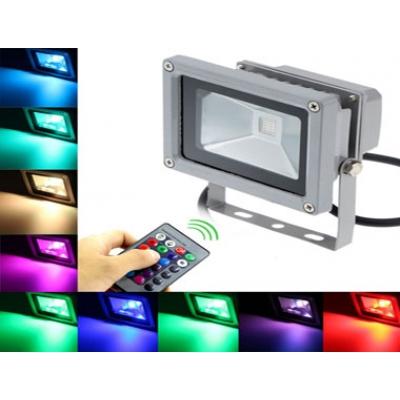 Đèn Pha Led 20W RGB