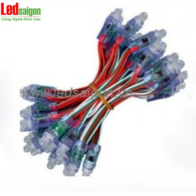 Led F8 Full color 3 dây